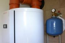Pompy ciepła powietrze/woda do c.w.u